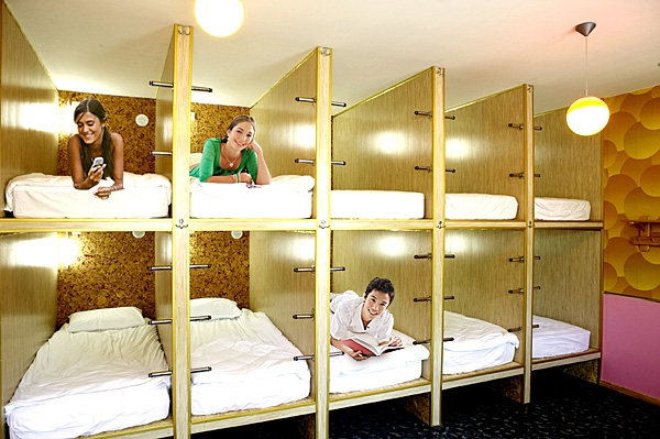 Hostel WHERE I WENT amp HOW GOT THERE
