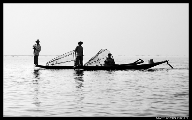 I wouldn't mind getting back to Southeast Asia either.  Inle Lake, Myanmar (2011).