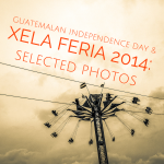 FEATURED - Xela Feria
