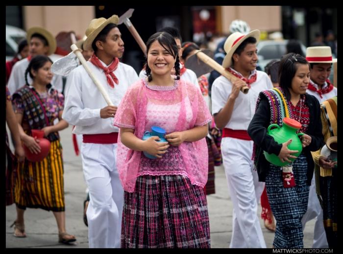 Xela, Guatemala.